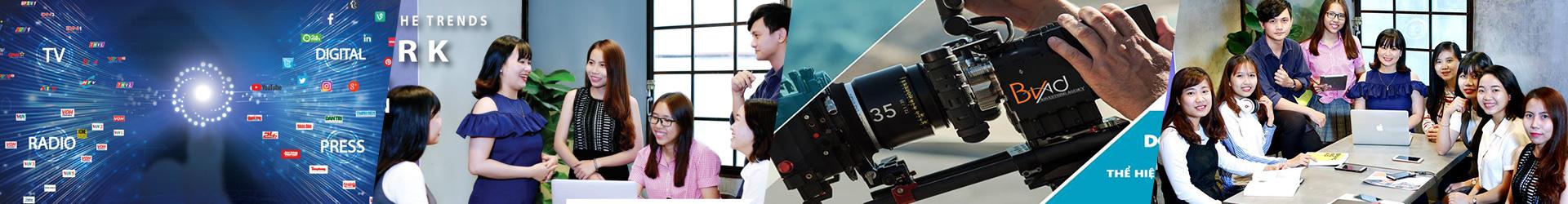 Trung Tâm Dịch Vụ Quảng Cáo BVAD tuyển dụng việc làm