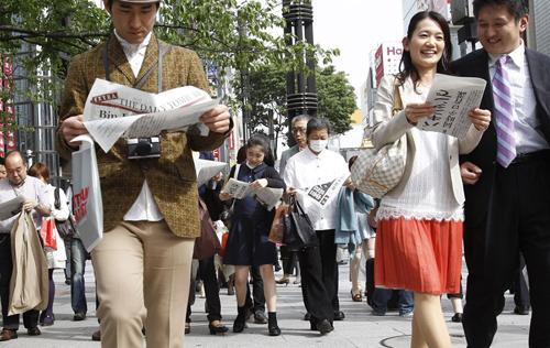 Tháng 3, 4 là tháng tuyển dụng việc làm tiếng Nhật tốt nhất