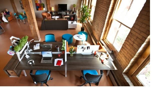 Ý tưởng cho những văn phòng việc làm sáng tạo