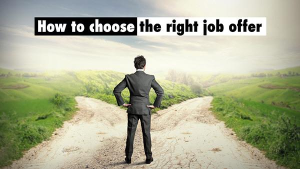 cách lựa chọn việc làm phù hợp với bản thân