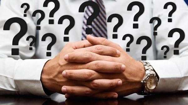 câu hỏi trong buổi phỏng vấn