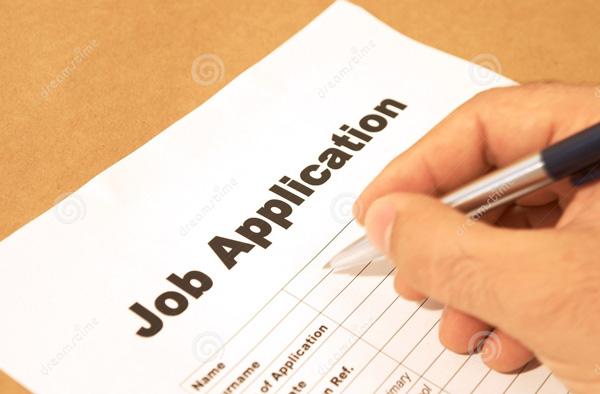Đơn xin ứng tuyển