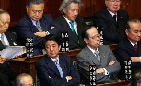 Thói quen ngủ của người Nhật
