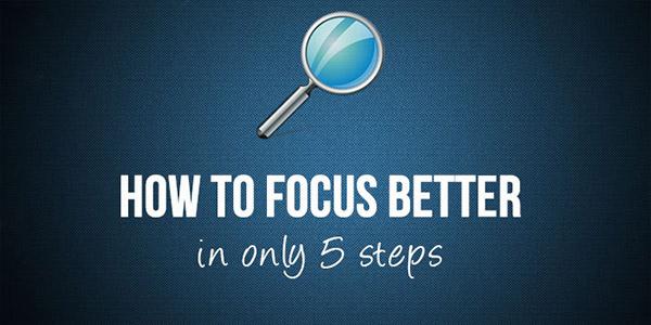 Làm thế nào để tập trung