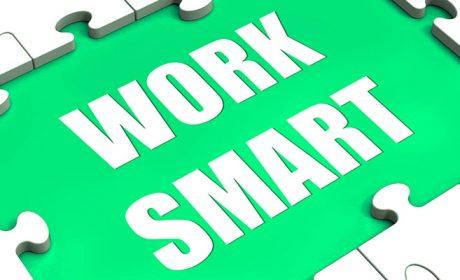 Bạn đang work hard hay work smart?