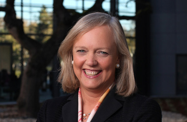 nu ceo Meg Whitman