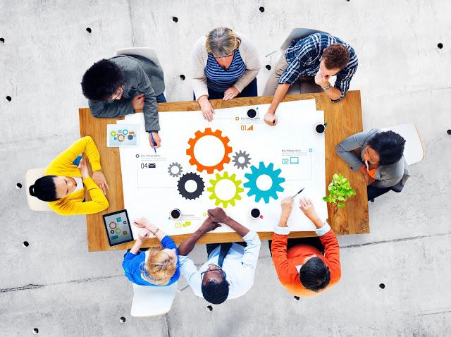 Bạn là nhân vật nào trong teamwork?
