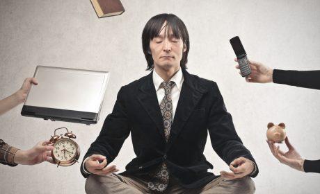 Bạn chọn cách nào để thư giãn khi làm việc?