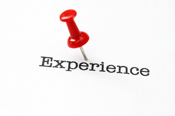 Ứng viên thiếu kinh nghiệm làm việc