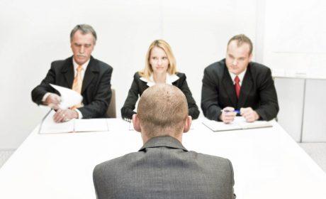 Xử lí sự cố trong các buổi phỏng vấn
