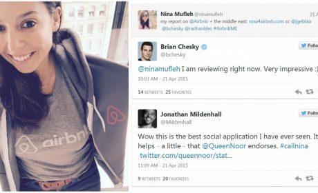Bí mật sự thành công vang dội từ bản CV của Nina Mufleh