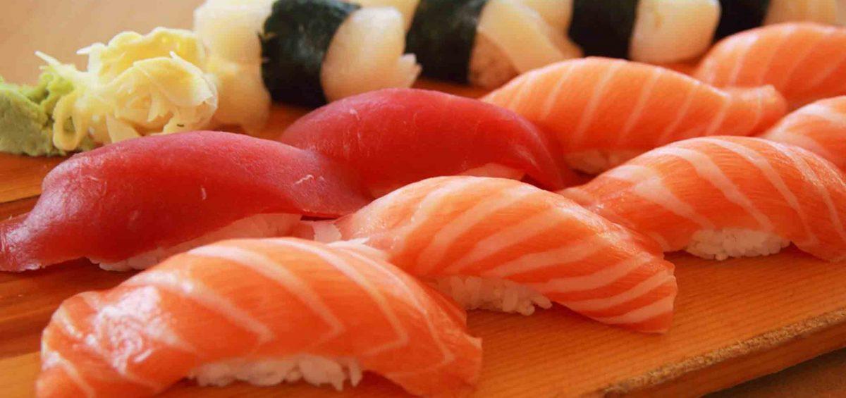 """Cách ăn Sushi """"đúng chuẩn"""" Nhật Bản"""