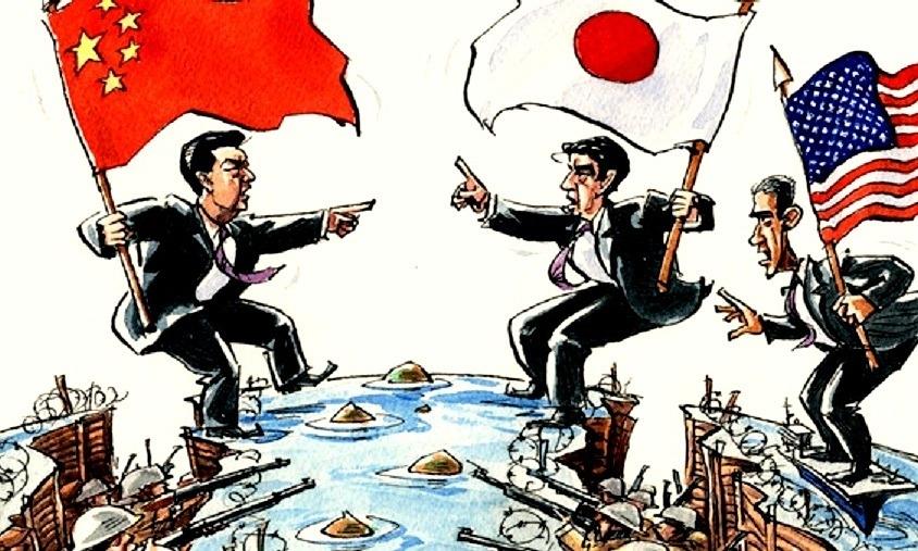 Mối quan hệ Nhật – Trung và Cơ hội việc làm của Việt Nam
