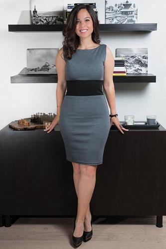 Bí mật thành công từ CV Nina Mufleh