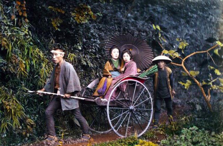 Người sa phu nước Nhật