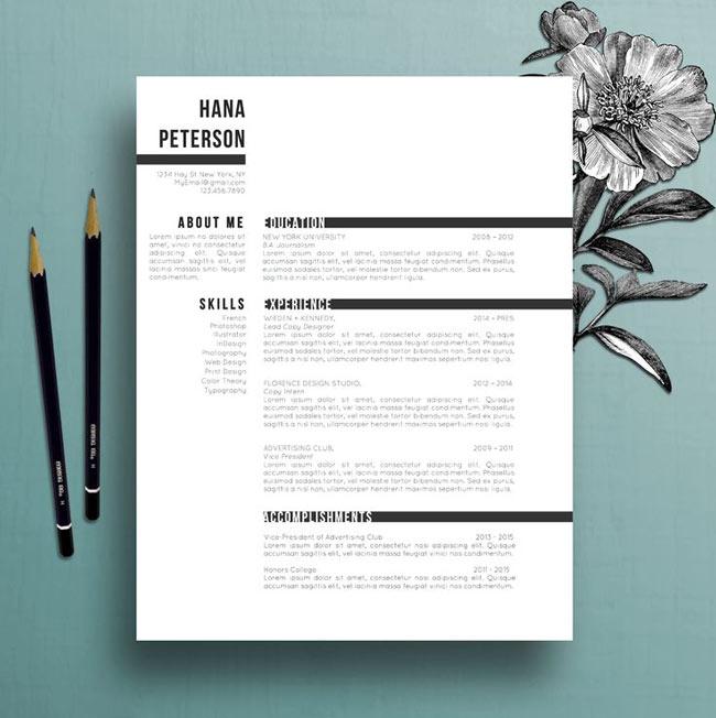 Resume là gì