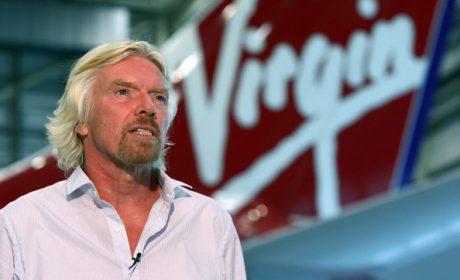 """Richard Branson cùng câu chuyện khó tin: Nhờ """"ngồi tù"""" mới trở thành tỷ phú"""