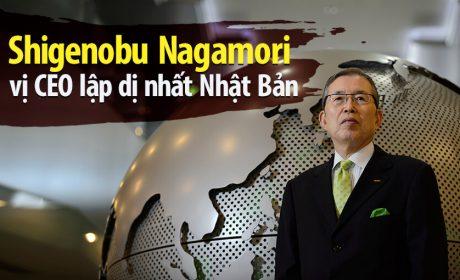 """Shigenobu Nagamori – """"Lão phù thủy"""" với triết lí quản trị lập dị nhất Nhật Bản"""