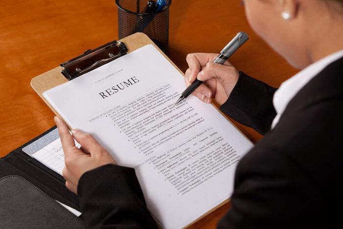 Cách viết Resume khi không có kinh nghiệm