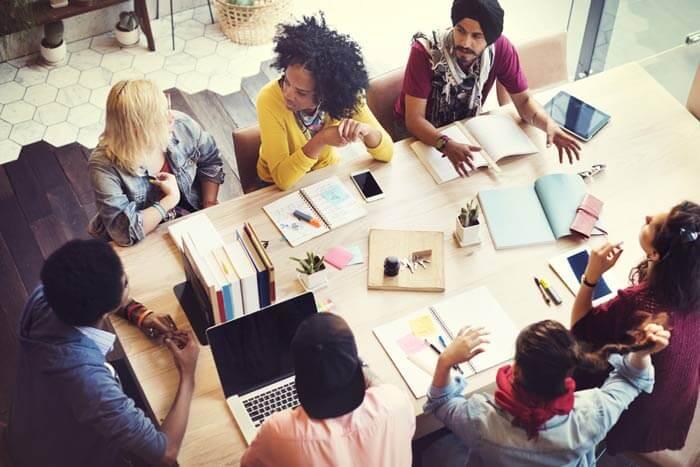 4 cách để cải thiện môi trường làm việc tại văn phòng