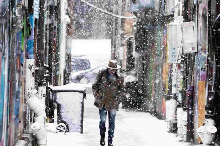 Mùa đông Nhật Bản đang đến làm thế nào để tồn tại