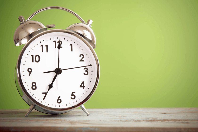 Làm thế nào để hoàn thành công việc đúng Deadline