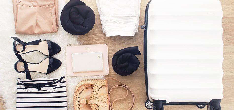 Cách chuẩn bị đồ đạc cho kỳ nghỉ phép