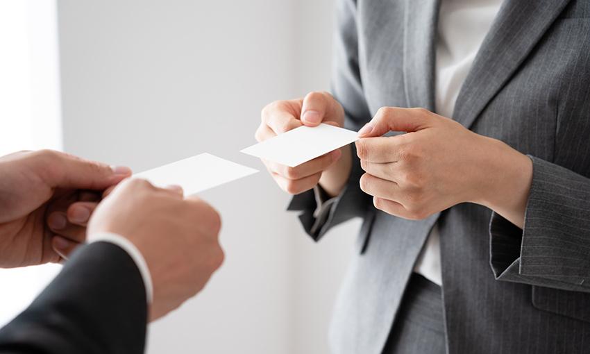 Những điều cần lưu ý về CARD visit nếu bạn làm việc tại Nhật