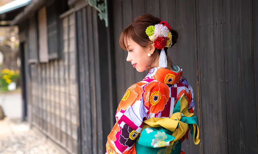 Áo Kimono – Nét văn hóa Nhật cần biết khi làm việc tại công ty Nhật