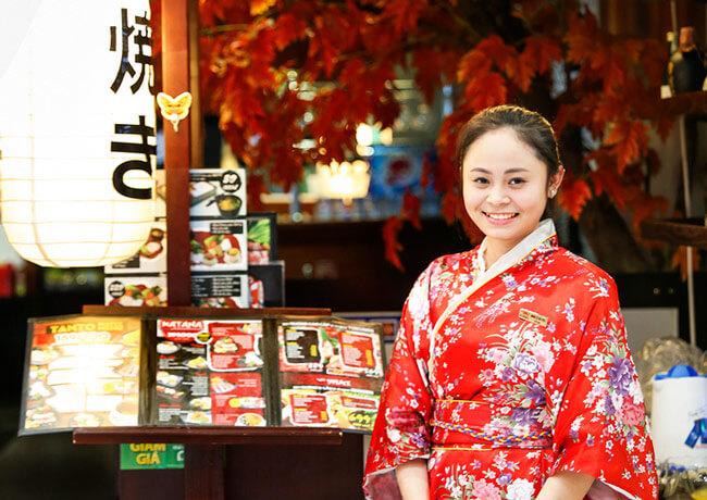 Các việc làm thêm phổ biến tại Nhật