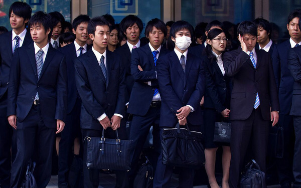 tác phong khi làm việc tại công ty Nhật