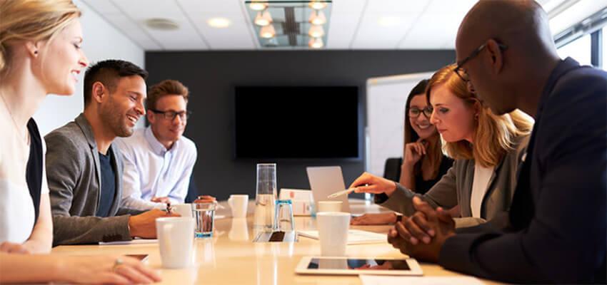 Cách chuẩn bị một cuộc họp hiệu quả