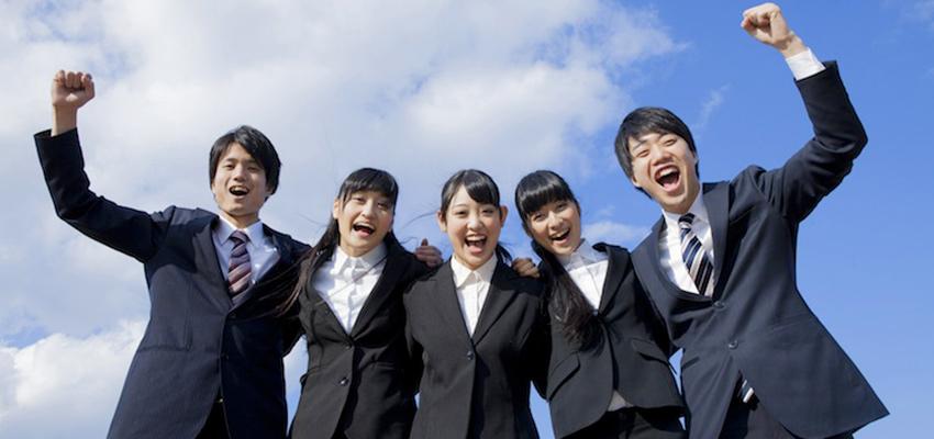 Tinh thần đoàn kết trong công ty Nhật!!!