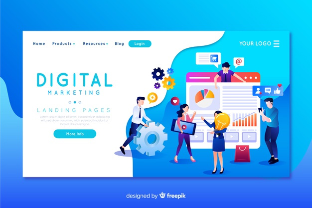 vị trí Digital Marketing
