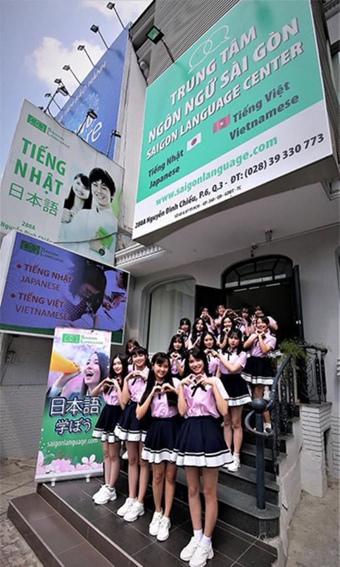 Trung tâm Nhật ngữ Sài Gòn Center