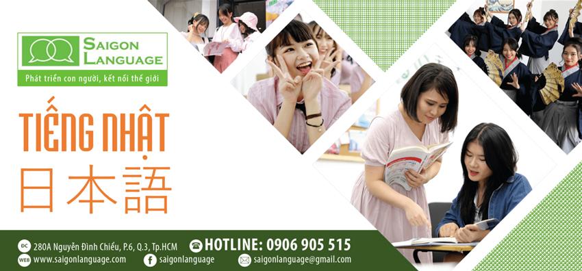 Trung tâm nhật ngữ Sài Gòn Language Center