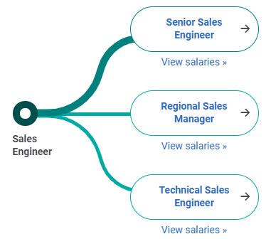 Con đường sự nghiệp Sales Engineer