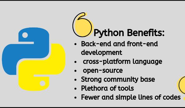 Tại sao nên dùng ngôn ngữ Python