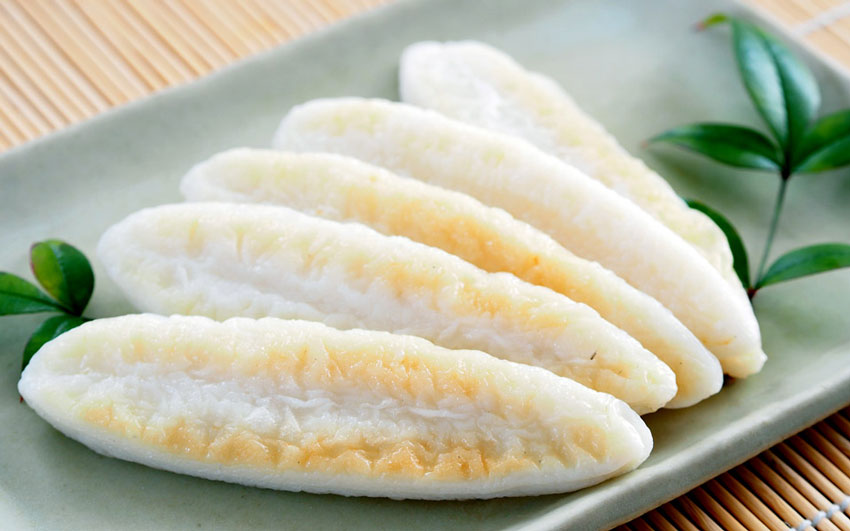 Chả cá Nhật Bản Sasa Kamaboko