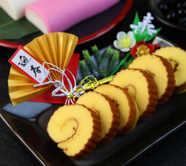 Chả cá Nhật Bản Datemaki Kamaboko