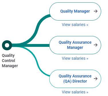 con đường sự nghiệp QC Manager
