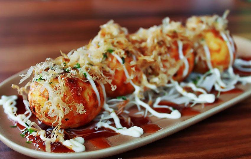 Takoyaki là gì
