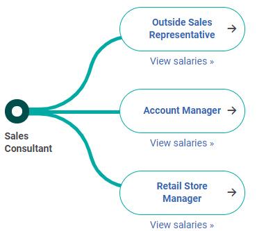 Con đường sự nghiệp Sales Consultant